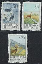 LIE 907-909 postfrisch