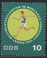 DDR 1137 postfrisch