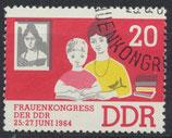 DDR 1030 philat. Stempel