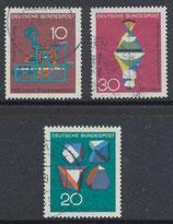 BRD 546-548 gestempelt (1)
