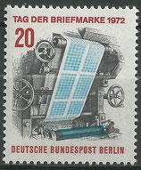 439 (Mi. Nr.) postfrisch (BERL)