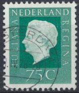 NL 981A gestempelt