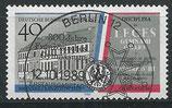 BERL 856 gestempelt