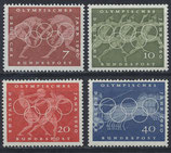 BRD 332-335 postfrisch