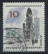 BERL 254 gestempelt