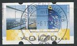 BRD-ATM 7 - 70 gestempelt