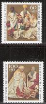 BRD 1639-1640 postfrisch