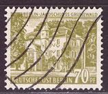 BERL 123 gestempelt