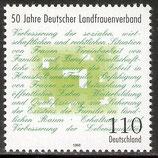 1988 postfrisch (BRD)