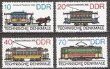 3015-3018 postfrisch (DDR)