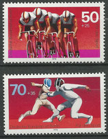 567-568  postfrisch  (BERL)