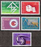 1216-1220 postfrisch (CH)