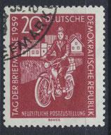 DDR 736 gestempelt (2)