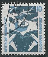 BRD 1347 A gestempelt