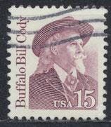 USA 1982  gestempelt