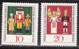 1333-1334 postfrisch (DDR)