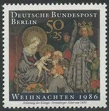 769   postfrisch (BERL)