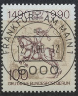 BERL 860 gestempelt