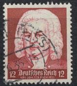 BRD 574 gestempelt