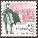 872 postfrisch (BERL)