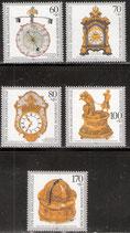 BRD 1631-1635 postfrisch