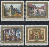 706-709  postfrisch (LIE)