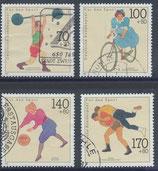 BRD 1499-1502 gestempelt (2)