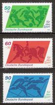 BRD 1046-1048 postfrisch