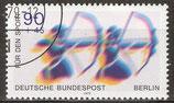 BERL 597 gestempelt