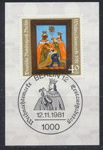 BERL 658   mit Ersttagsonderstempel