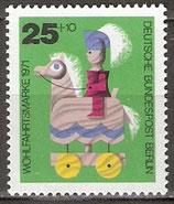 413 postfrisch (BERL)