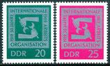 1517-1518 postfrisch (DDR)