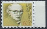 BRD 1237 postfrisch mit Bogenrand rechts