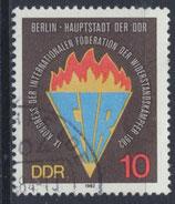 DDR 2736  philat. Stempel (1)
