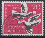 BRD 276 gestempelt (1)