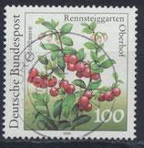 BRD 1508  gestempelt