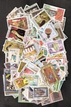 200 verschiedene Musik - Briefmarken
