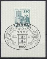 BERL 590  gestempelt mit Ersttagssonderstempel