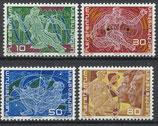 508-511 postfrisch (LIE)