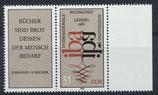 DDR ZF+2698 postfrisch waagrechtes Paar
