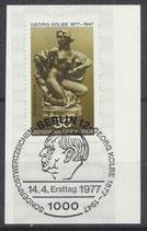 BERL 543  gestempelt mit Ersttagssonderstempel