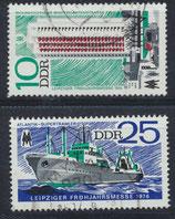 DDR 2119-2120 philat. Stempel