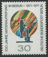 416  postfrisch  (BERL)