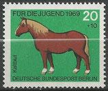327  postfrisch  (BERL)