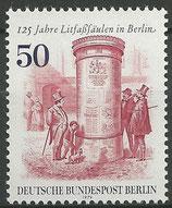 612  postfrisch  (BERL)