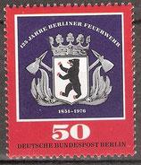 523  postfrisch  (BERL)