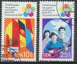 DDR 1829-1830 philat. Stempel