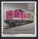 DDR 2416  philat. Stempel