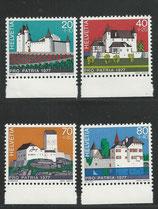 1096-1099  postfrisch  (CH)