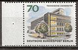 BERL  261 postfrisch mit Bogenrand links